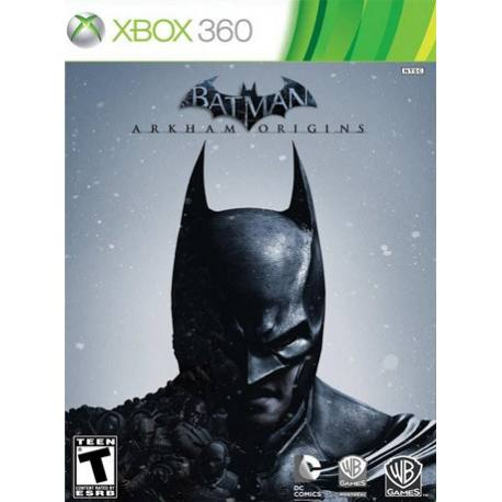 Batman: Arkham Origins بازی Xbox 360