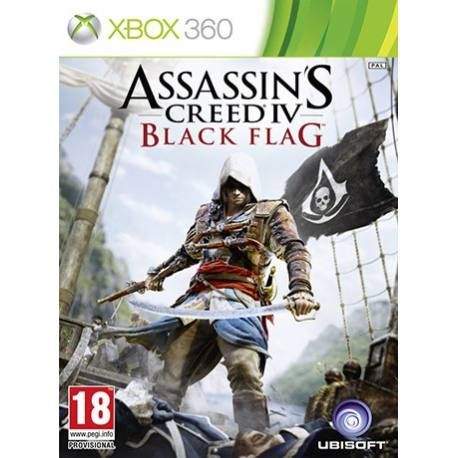 Assassin's Creed IV: BF بازی Xbox 360