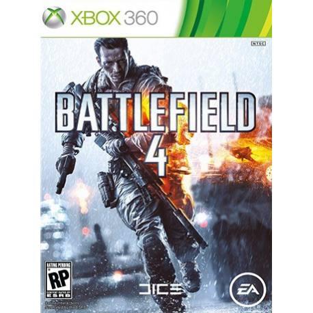 Battlefield 4 بازی Xbox 360