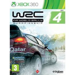 WRC 4 بازی Xbox 360