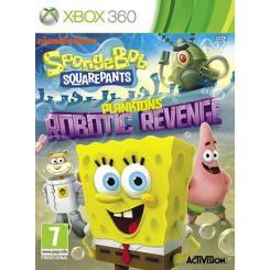 Sponge-Bob SP: PRR بازی Xbox 360