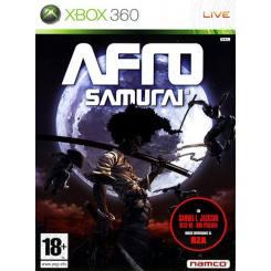 Afro Samurai بازی Xbox 360