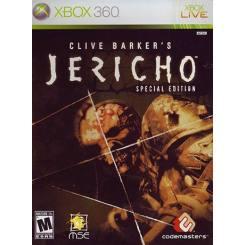 Clive Barker's Jericho بازی Xbox 360