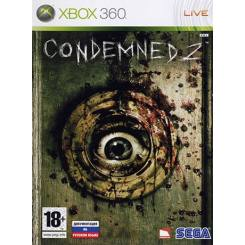 Condemned 2: Bloodshot بازی Xbox 360