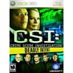 CSI: Deadly Intent بازی Xbox 360