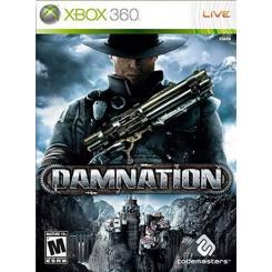 Damnation بازی Xbox 360
