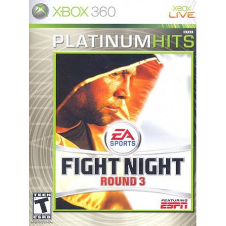 Fight Night Round 3 بازی Xbox 360