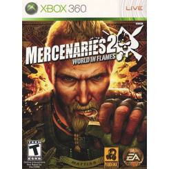 Mercenaries 2 بازی Xbox 360