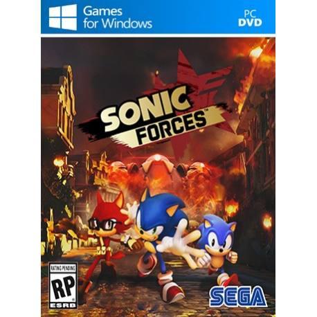بازی Sonic Forces برای Pc