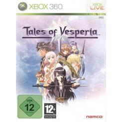 Tales of Vesperia بازی Xbox 360