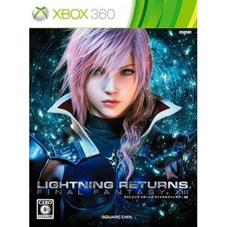 Lightning Returns: FF XIII بازی Xbox 360