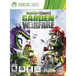 PvZ Garden warfare بازی Xbox 360