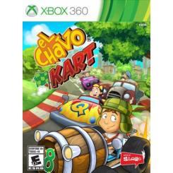 El Chavo Kart بازی Xbox 360