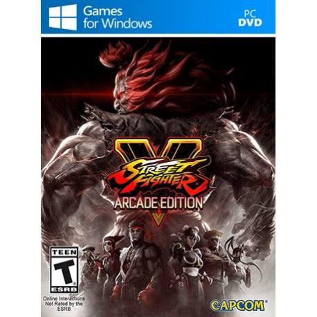 بازی Street Fighter V: Arcade Edition برای کامپیوتر