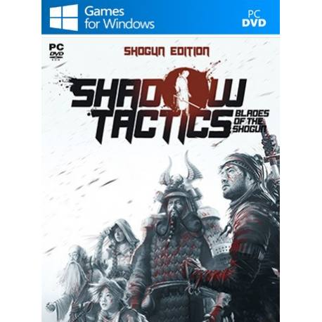 بازی Shadow Tactics: Blades of the Shogun برای کامپیوتر