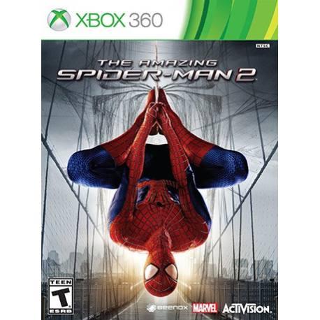 The Amazing Spider-man 2 بازی Xbox 360