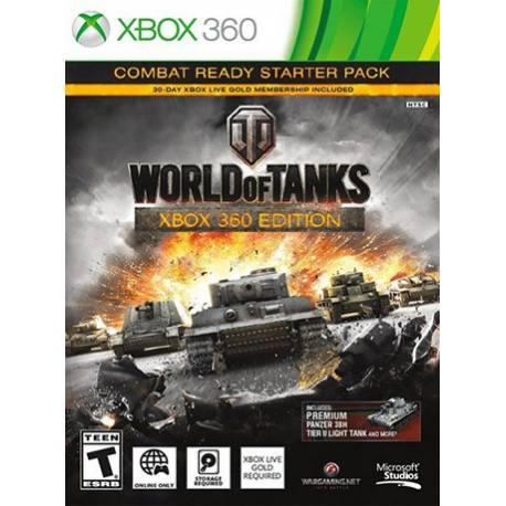 World of Tanks بازی Xbox 360