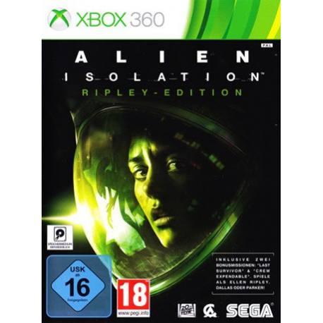 Alien Isolation بازی Xbox 360