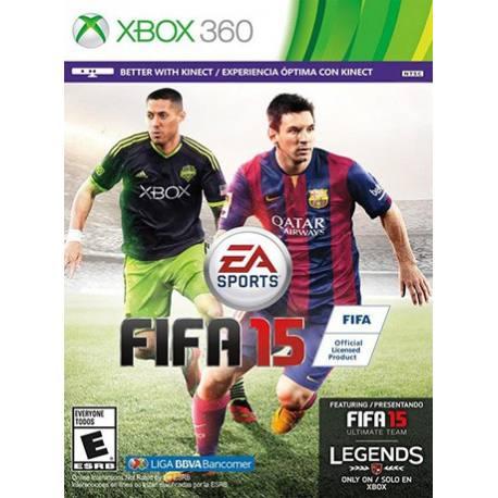 FIFA 15 بازی Xbox 360