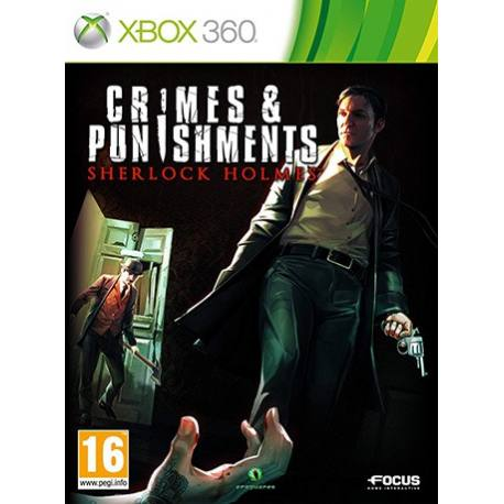 Crimes & Punishments بازی Xbox 360