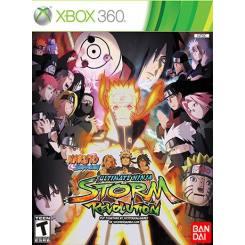 NARUTO STORM R بازی Xbox 360
