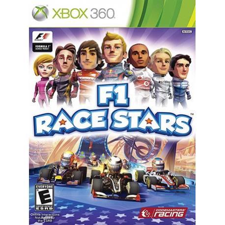 F1 Race Stars بازی Xbox 360