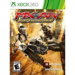 MX vs. ATV: Supercross بازی Xbox 360