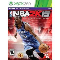 NBA 2K15 بازی Xbox 360