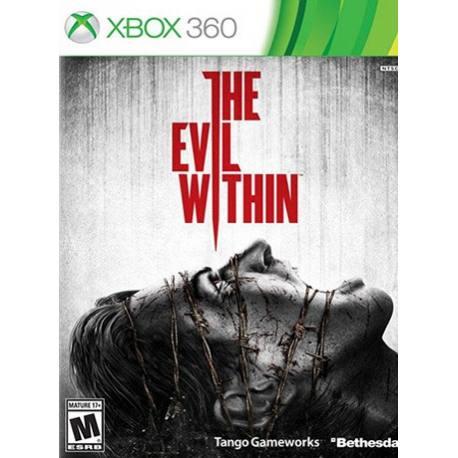The Evil Within بازی Xbox 360