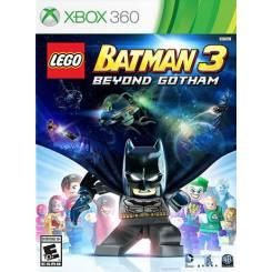 Lego Batman 3 بازی Xbox 360