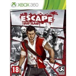 Escape Dead Island بازی Xbox 360