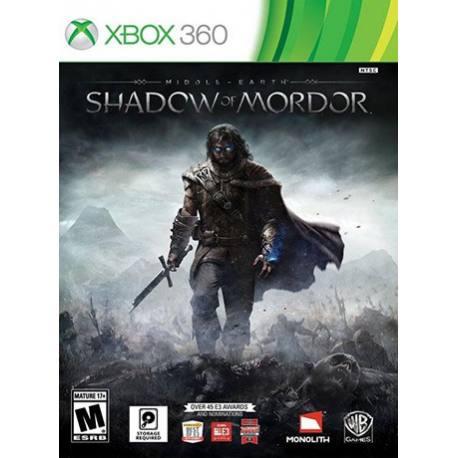 ME: Shadow of Mordor بازی Xbox 360