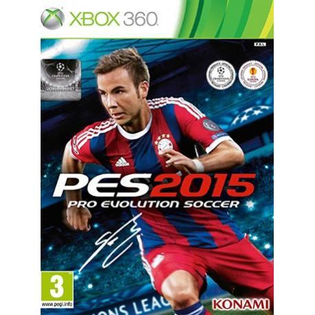 PES 2015 بازی Xbox 360
