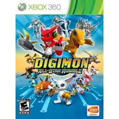 Digimon All-Star Rumble بازی Xbox 360