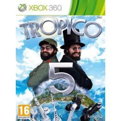 Tropico 5 بازی Xbox 360