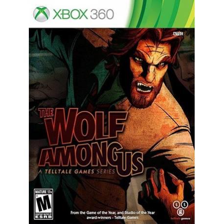 The Wolf Among Us بازی Xbox 360