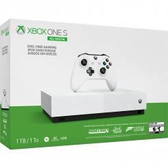 کنسول Xbox One S All-Digital با هارد 1 ترا بایت