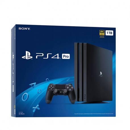 کنسول PS4 Pro اسلیم ریجن اروپا 1 ترابایت