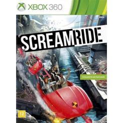 ScreamRide بازی Xbox 360