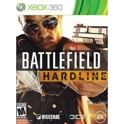 Battlefield Hardline بازی Xbox 360