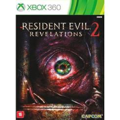 Resident Evil: Revelations 2 بازی Xbox 360