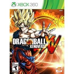 Dragon Ball XenoVerse بازی Xbox 360
