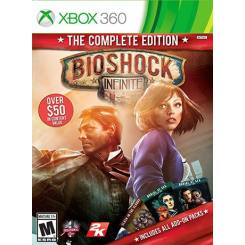 BioShock Infinite: The C.E بازی Xbox 360