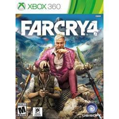 Far Cry 4 بازی Xbox 360