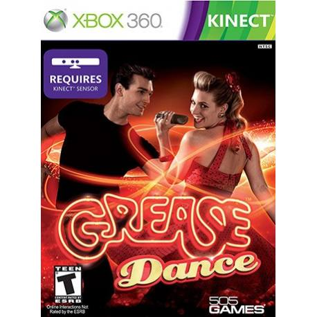 بازی Grease Dance برای کینکت
