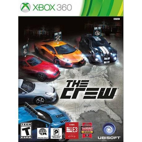 The Crew بازی Xbox 360