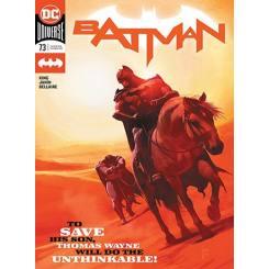 کتاب کمیک Batman STU