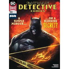کتاب کمیک Batman Detective Comics