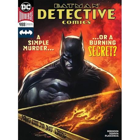 کتاب کمیک Batman Detective Comics