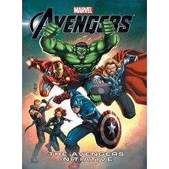 کتاب کمیک Marvel Avengers The Avengers Initiative